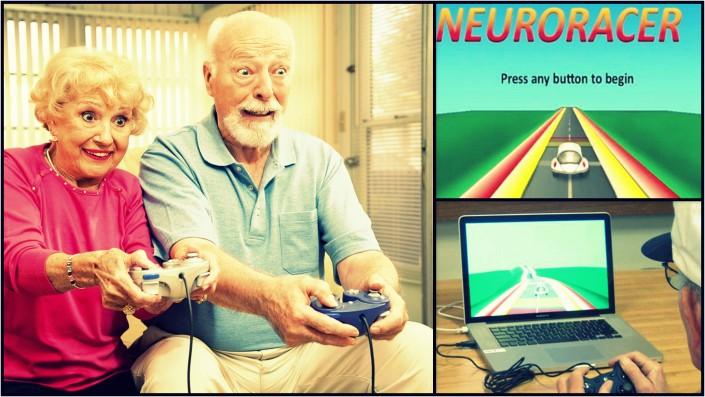 neuroracer video game
