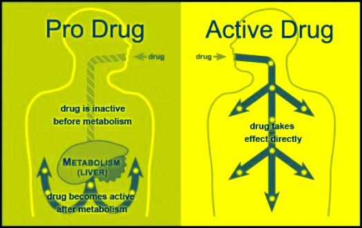pro drug