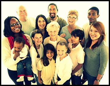 Diverse generations