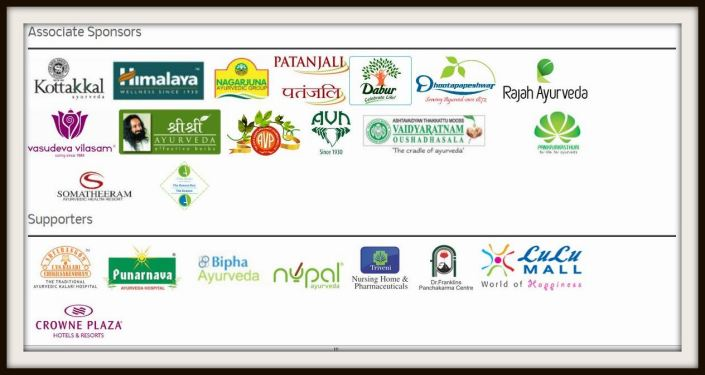 Sponsors 2 Global Ayurveda festival Dhathri