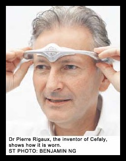 inventor-cefaly