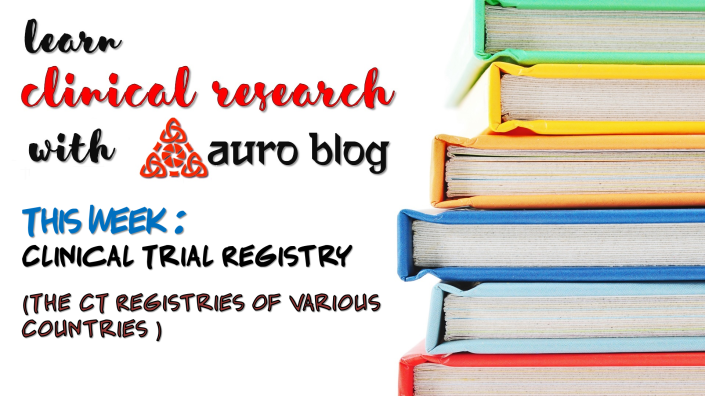 clinical trial registry, clinicaltrials.gov, CTRI, ICMR