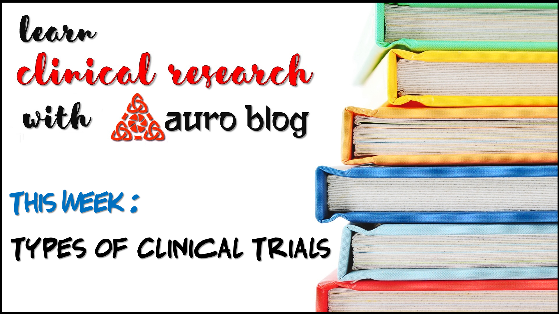 types of clinical trial